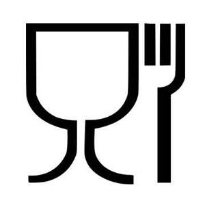 simbolo-bicchiere-forchetta